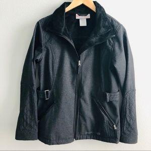 Free Country Black Rain Utility Jacket | Size M